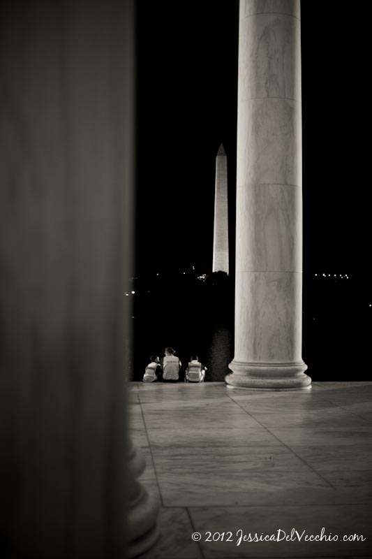 Washington DC Photographer Jefferson Memorial Washington Jessica Del Vecchio