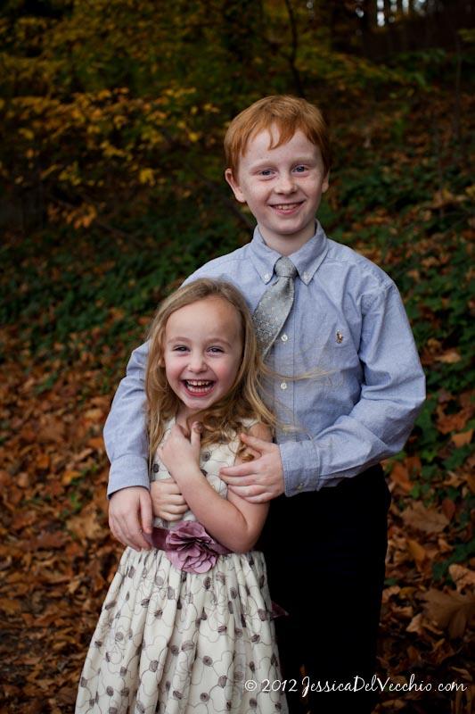 Bethesda Maryland Family Portrait