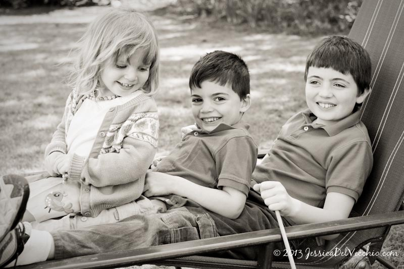 Chevy Chase Family Portrait Photographer