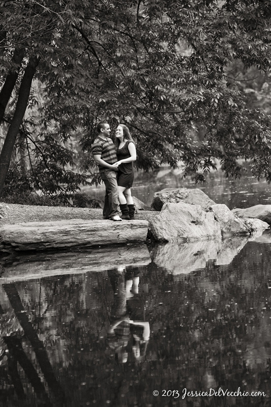 New York City Engagement Session In Central Park