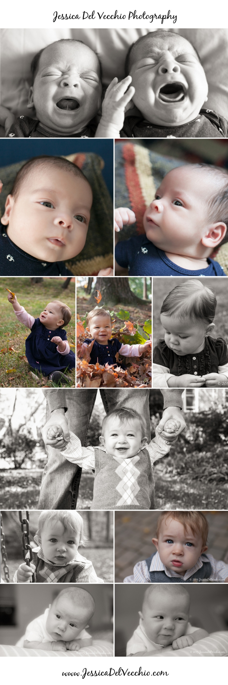 Capitol Hill Baby Portrait Photographer