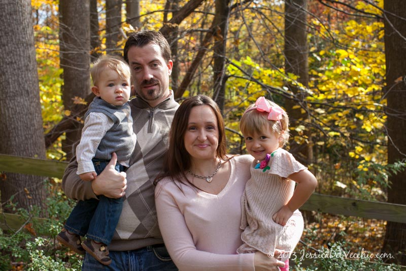 Mclean Virginia Family Portrait Photographer Jessica Del Vecchio